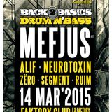 Neurotoxin - Mix 4 Back2Basics 14Mar2015