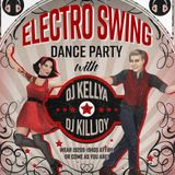 Electro Swing Dance Party - July 22, 2017, 10:30-11pm