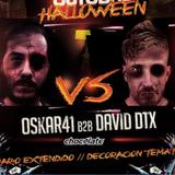 OSKAR41 b2b DAVID DTX Live At MR DANCE CLUB HALLOWEEN 2015