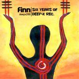 [deepx266] Finn - Six Years Of Deep-X Rec.