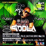 Fiddla LIVE @ Soul Fusion Birmingham - AFRO HOUSE / BROKEN BEAT ARENA 12/10/19