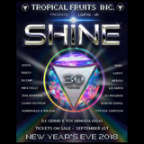 Feisty -  Tropical Fruits NYE and Recovery [Closing Set]