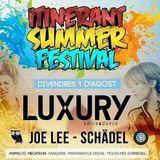 @ Vimbodí (Tgn) 01.08.14 ITINERANT FESTIVAL - JOE LEE DJ