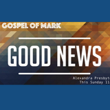 Mark's gospel - part 10