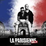 La Parisienne Vol.3 Dj Ken-j & Dj Arabika