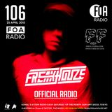 DJ F_F  3deck Live on air for Freakhouze On Air 106 (FOARadio)