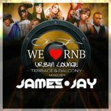 Urban Lounge RnB Mix Sessions - CASA - Open Every FRI / SAT - Teaser Mix - Mixed By James Jay