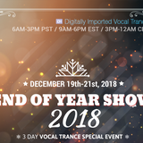 DI.fm - End Of Year Show 2018
