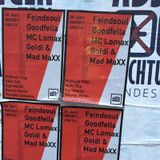 Feindsoul feat MC Lomax @ Komplex Schwerin 08/04/2017