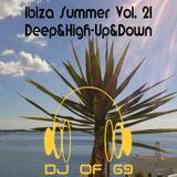 Ibiza Summer Vol. 21 - Deep+High - Up+Down
