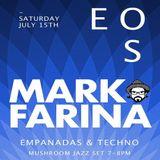 Mark Farina @ EOS Lounge, Santa Barbara CA- July 15, 2017