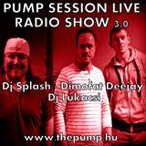 Dj Splash & Dimofat Deejay guest Dj Lukácsi @ PUMP SESSION LIVE 3.0 2014.04.16.