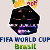 DJ Boute mix juillet 2014 (World Cup Brazil)