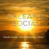 Guest Mix 27.4.14 David Barbarossa