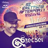 2018.05.11. - BOOM Érettségi Afterparty 1. Nap - Expresszó, Veszprém - Friday