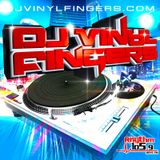 DJ Vinyl Fingers - Rhythm Drive At Five Aired 6-14-17