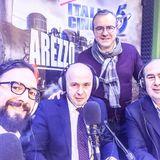 Museo dell`oro, Banca Etruria, la situazione economica aretina: Sereni e Ciabatti a Radio Italia 5