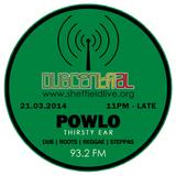 Dubcentral Radio - Powlo 21.03.2014