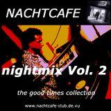 NACHTCAFE nightmix 2 (1995/96) DJ Stefan v.Erckert