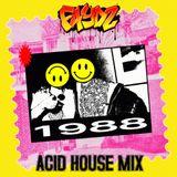 1988 Acid House Mix - DJ Faydz