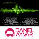 DJ Daniel Ayvar - Latin Mix Nov 15 (pedido)