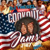 Cookout Jams: July 4th Edition 2017
