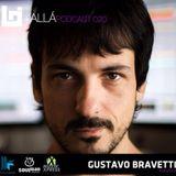 B+allá Podcast 020 Gustavo Bravetti
