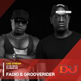 Fabio & Grooverider Live from DJ Mag HQ 2/12/2015