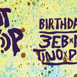 SLUT DROP's BIRTHDAY PARTY - 25.02.17