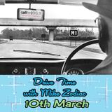 Mike Zodiac Rock 'n' Roll show Drive time Tues 5-7pm