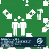Jazz Cruise Lifeboat Assembly 31st May 2018