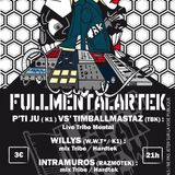 P'ti ju(k1) VS TimballMastaz(tbk) live@fullmentalartek 2010