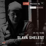 Slava Shelest - Pioneer DJ TV - On-Line (трансляция Pioneer DJ TV Moscow @ Четверг 25 Октября 2018)