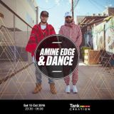 2016.10.15 - Amine Edge & DANCE @ Tank, Sheffield, UK