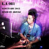 Arzuki - L.A 081 Sanctuary 2012 Live at 32B1 (11.24.2012 Pt.01)