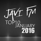 JAVI FM PRES. TOP 10 JANUARY 2016