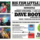 Dave Booth - BFLF Newcastle Warehouse 34 - 30th April 2017