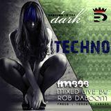 Dancing In The Dark: Techno FM808 @Rob DaBoom