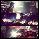 DAVIDE SQUILLACHE / Goa Electronic Rubik Closing Party / 30.06.2013 / Ibiza Sonica