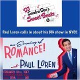 Paul Loren Interview - 2-3-17