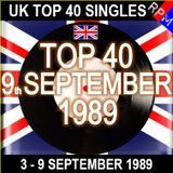 UK TOP 40 03-09 SEPTEMBER 1989