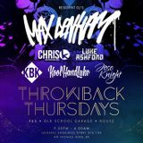 CHRIS K THROWBACK THURSDAYS PROMO MIXTAPE
