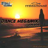Dance Megamix Juni 2016