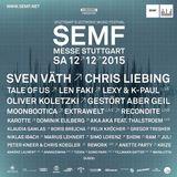Dominik Eulberg @ SEMF, Stuttgart, Germany 2015-12-12 -