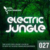 Karl Montenegro presents: Electric Jungle #027 @Dirty Beats Radio