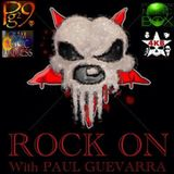 ROCK ON WITH PAUL GUEVARRA