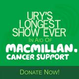 URY's Longest Show Ever: Hour 13