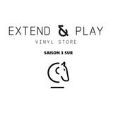 Extend & Play #S3 Ep02 présenté par Kriss LifeRecorder, Niloc & Elijah invite Dj GSD