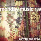Monday Music #39