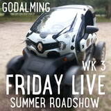 Friday Live Summer Roadshow: 29 Aug. '14